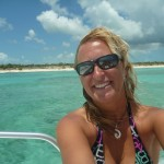 Enjoying the view and scuba dives with Dive Exuma!