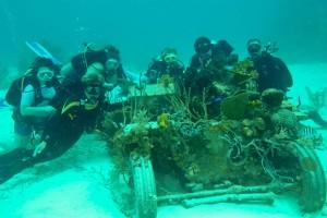 Jeep Reef, Exuma Cays, The Bahamas
