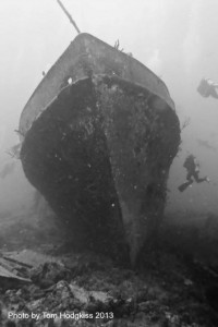 The Austin Smith Wreck, Exuma Cays, The Bahamas