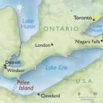 Pelee Island Map
