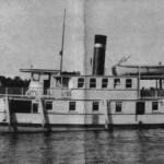 The Waome Wreck, Lake Muskoka, Milford, Ontario, Canada